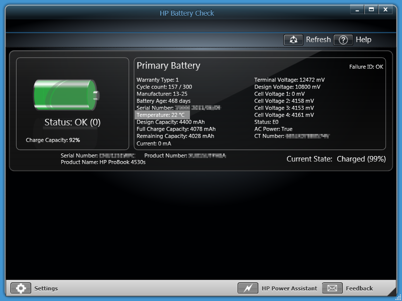 How to maximize primary battery and replacement laptop
