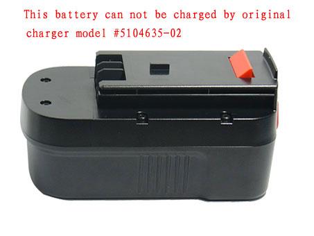 BLACK & DECKER HPB18 Power Tool Battery